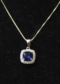 Punto luce Blu Zaffiro