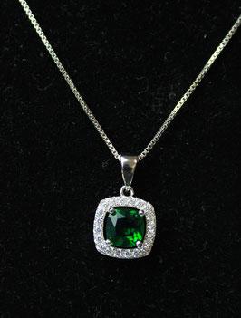 Punto luce Verde Smeraldo