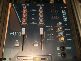 GMR MINI PITCH MIXAGE DJ
