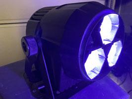 PAR LED ZOOM 3x12W