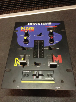 JB SYSTEMS MINI MIXER OCCASION