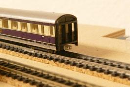 2 polige Magnetkupplungen für Arnold Henschel-Wegmann Zug bzw. Blauer Enzian
