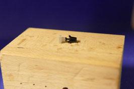 Magnetkupplungen für den Fleischmann Spur N Adapter 9572 (oder ähnlich) zweipolig