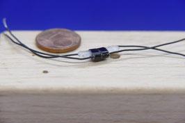 Magnetkupplungen für die NEM 355 Aufnahme (zweipolig)  * stromführend *