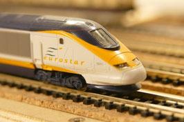 Bausatz Magnetkupplung für den KATO TGV / Eurostar  (4-polig) Triebkopf / Wagen