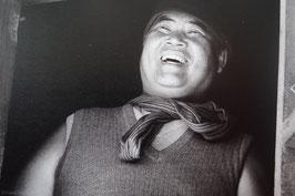 Tableau-haïku - Le rire de l'homme