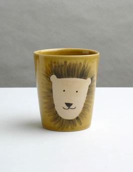 Trinkbecher Löwe