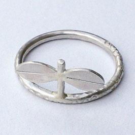 Seedling Sterling Silver Ring