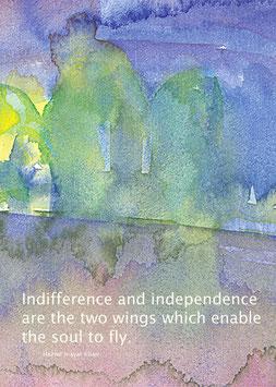 Kunstpostkarte 14 E