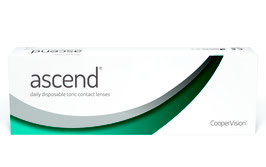 Ascend® Extra daily disposable toric 30er Pack