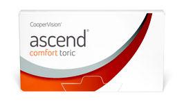 Ascend Comfort® toric 6er Pack
