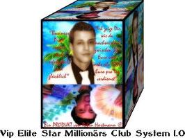 """Vip Elite Star Millionärs Club System 1.0 - """"Werde Selfmade Millionär"""""""