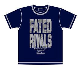 宿命のライバルTシャツ-R-