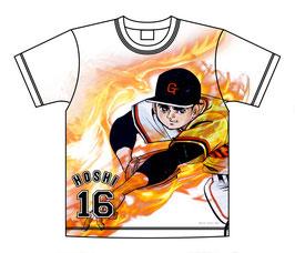 星飛雄馬Tシャツ-FI-