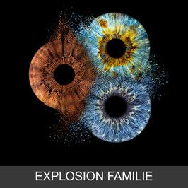 EXPLOSION AKTION FAMILIE