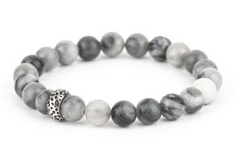 EDDA Falkenauge 8 mm Perlen