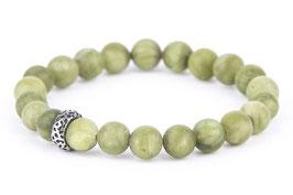 EDDA Achat grün 8 mm Perlen