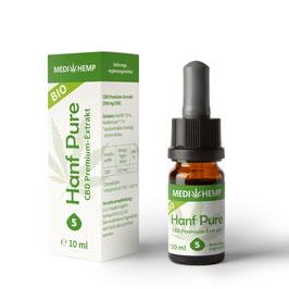 Medi Hemp Hanf Bio Öl 5%