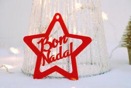 Oferta Estrella Navidad Roja