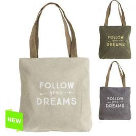 Bolso Follow Your Dreams