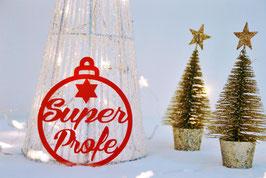 Oferta Bola Navidad Roja