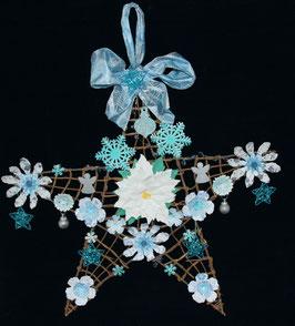 """Etoile """"Reine des neiges"""" / """"Snow Queen"""" star"""