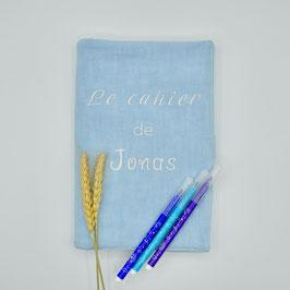 Cahier de coloriage & ses crayons - Collection lin lavé