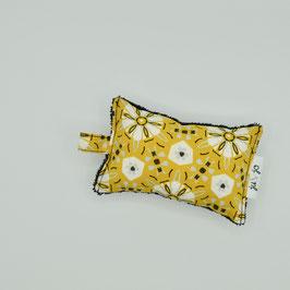 j&j_Eponge | Collection Fleurs moutardes