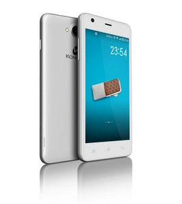 KONROW COOLFIVE 5.0 SILVER + COQUE PROTECTION AR