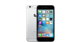 Apple IPHONE 6 16GO argent / gris