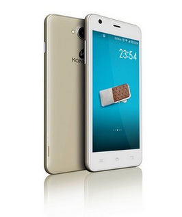 KONROW COOLFIVE 5.0 GOLD + COQUE PROTECTION AR