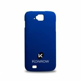 Coque ar rigide Konrow Smartfive bleue