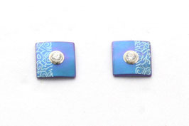 Boucles d'oreille TT563
