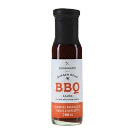Burger BBQ Sauce Rauchsalz & Piment