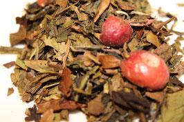 Weißer Tee Goji-Cranberry-Granatapfel