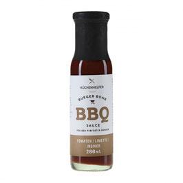 Burger BBQ Sauce Ingwer & Limette