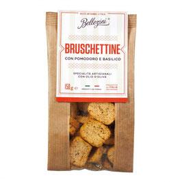 Bruschettine promodoro