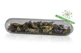 Stronzio metallico cristalli 1 grammo 99.95% in argon (solo ampolla)