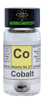 Cobalto 2 grammi 99,99%