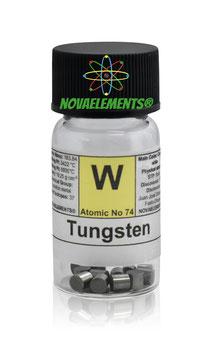 Tungsteno 5 grammi pellets 99,99%