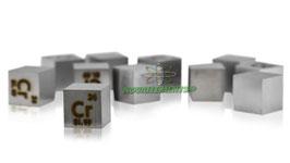 Cromo cubo densità 10mm 99.95%