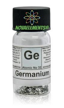 Germanio 1 grammo polvere cristallina 99,999%