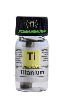 Titanio cilindro 99%