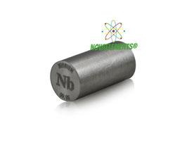 Niobio cilindro 99.95%