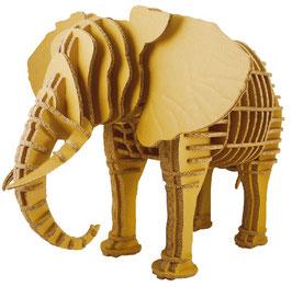 Tierfigur Steckbausatz: Elefant