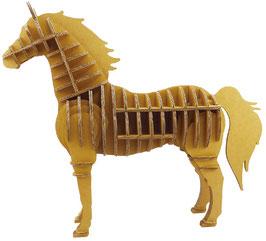 Tierfigur-Steckbausatz: Pferd