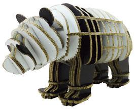 Tierfigur Steckbausatz: Panda