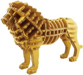 Tierfigur Steckbausatz: Löwe