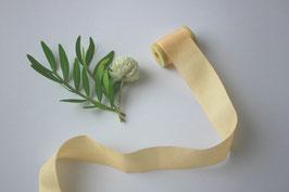Seidenband peach blossom 2 cm breit