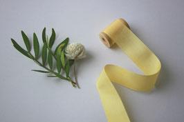 Seidenband golden sun 2 cm breit